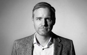 Porträtt av Daniel Bergqvist